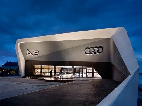Audi - A3 Händlermeeting Kopenhagen 2012 | Schmidhuber