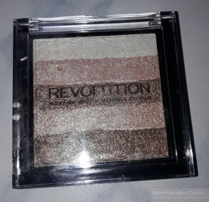 Makeup Revolution London Radiant Shimmer Brick Review