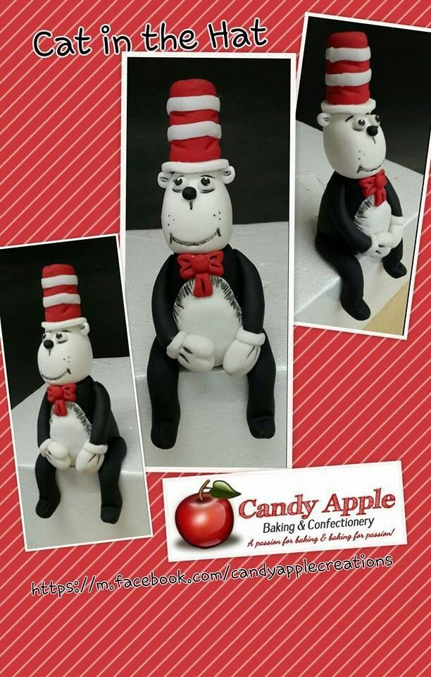 Cat in the Hat https://m.facebook.com/candyapplecreations