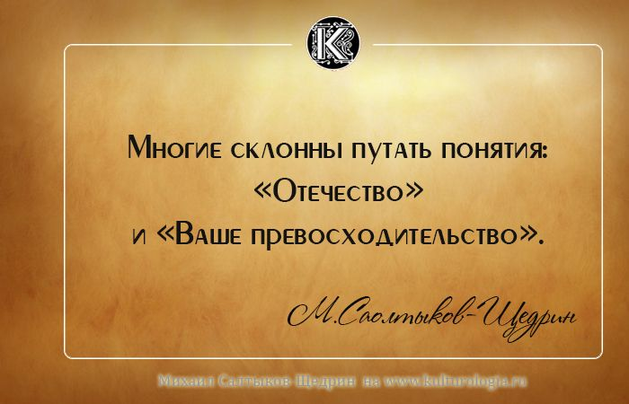 15 метких фраз о России сатирика Михаила Салтыкова-Щедрина