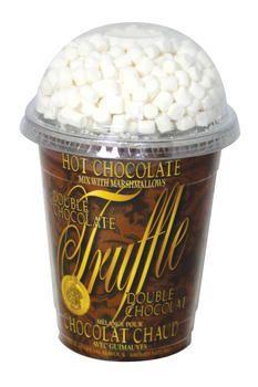 Double Truffle Hot Chocolate Cup #9617104 $5.99 www.lambertpaint.com