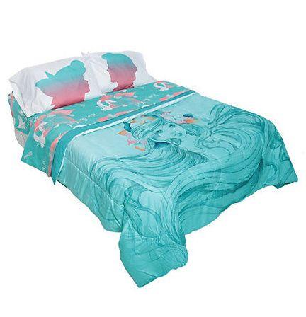 Disney's Little Mermaid Ariel Comforter