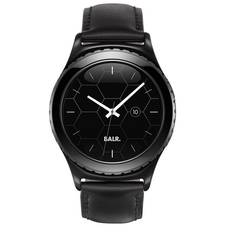Samsung smartwatch designed by #Balr. #elitestuff
