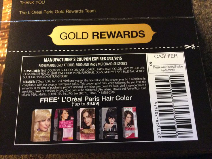 photo relating to Loreal Coupon Printable called Loreal coloration coupon : On-line fruit shipping