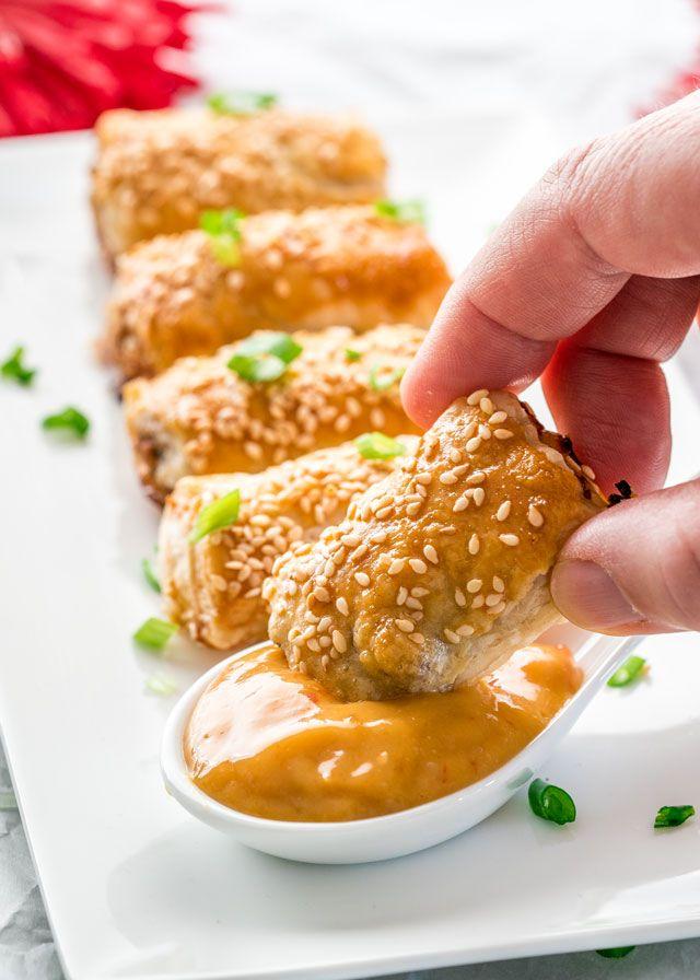 Asian hot mustard recipe right! think