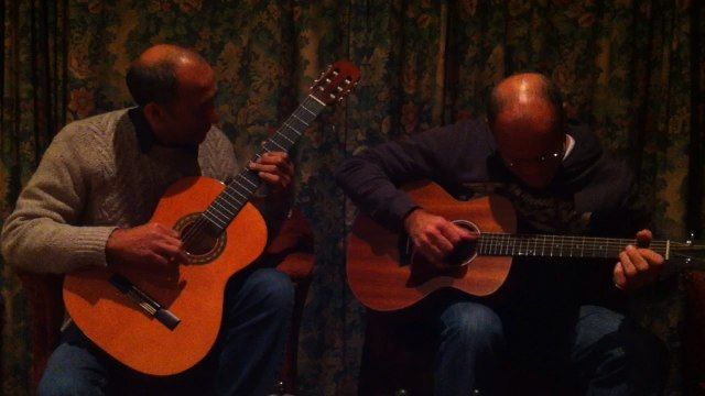 Two Brothers Jamming