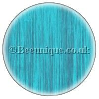 Crazy Color Bubblegum Blue Crazy Colour Hair Dye Turquoise Hair