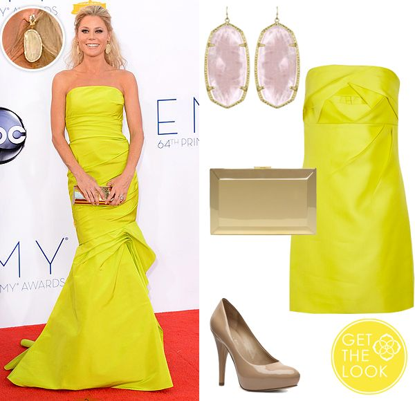 Get The Look - Modern Family's Julie Bowen #Emmys2012
