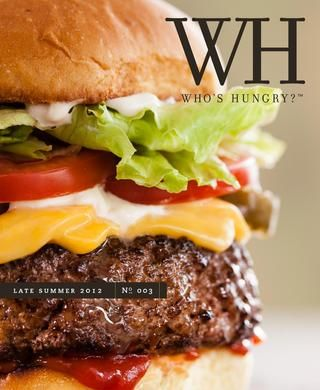 Who's Hungry? Magazine | Late Summer 2012 | No 3