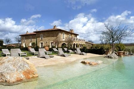 Siena Area, Tuscany, Italy: Favorite Places, Dreams, Beaches Inspiration, Borgo Santo, Tuscany Italy, Santo Pietro, Travel, Pools, Tuscan Villas