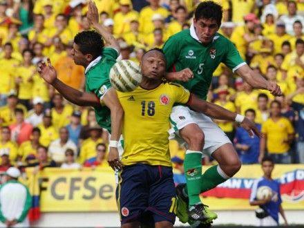 Bolivia vs. Colombia: partido por la fecha 5 de Eliminatorias Rusia 2018