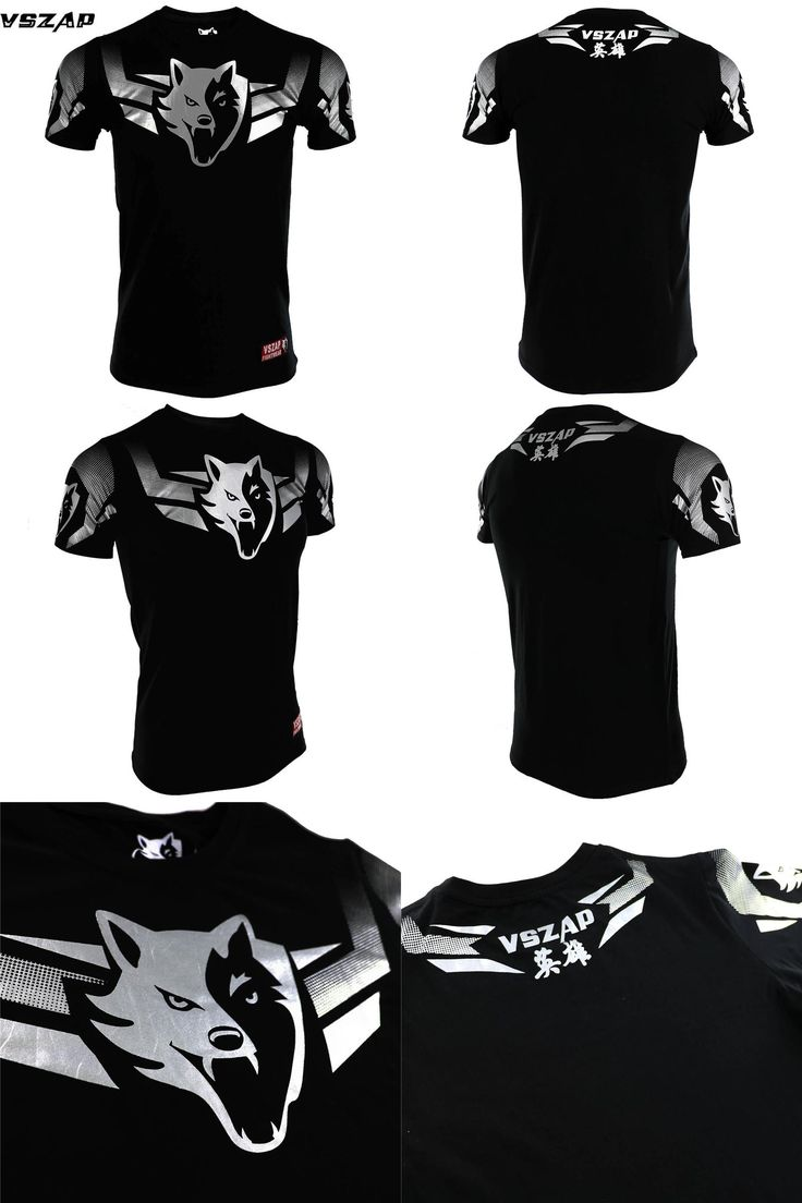 [Visit to Buy] Brazilian MMA Fighting Unisex T-shirt VSZAP Built to Fight Muay Thai Jersey Kickboxing Tee MMA Thai Boxing Tees #Advertisement