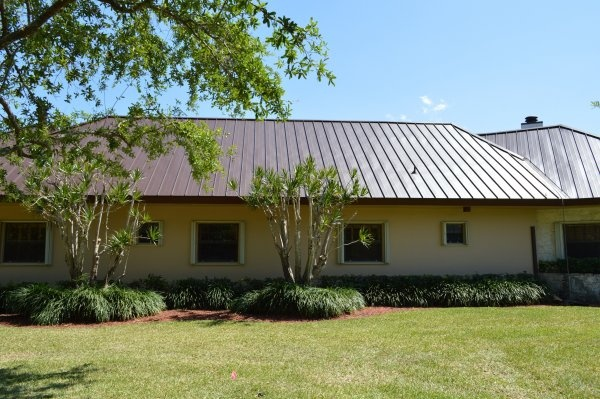 Pin By Istueta Roofing On Standing Seam Mansard Brown