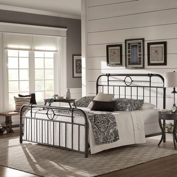 43++ Metal farmhouse bedroom set model