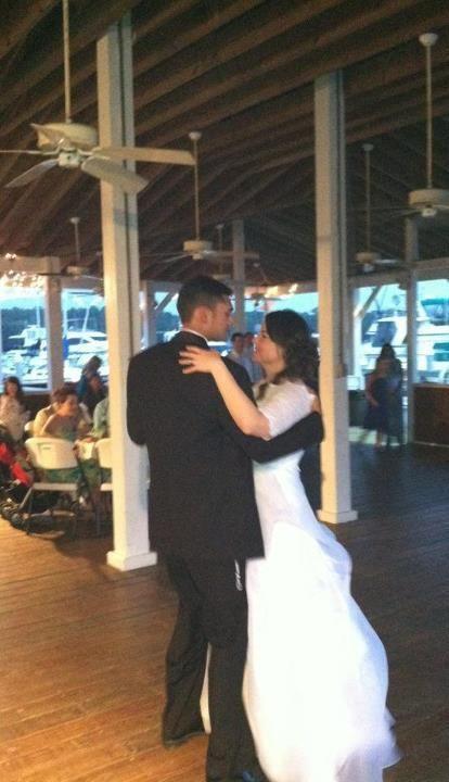 First Dance Savannah Ballroom Studio Wedding Southernwedding