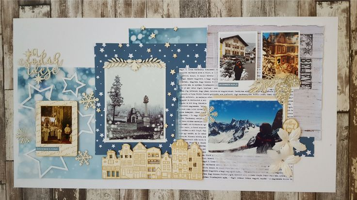 double layout by Krisztina Reidl