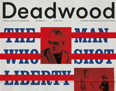 "Check out this @Behance project: ""DEADWOOD"" https://www.behance.net/gallery/11928991/DEADWOOD"