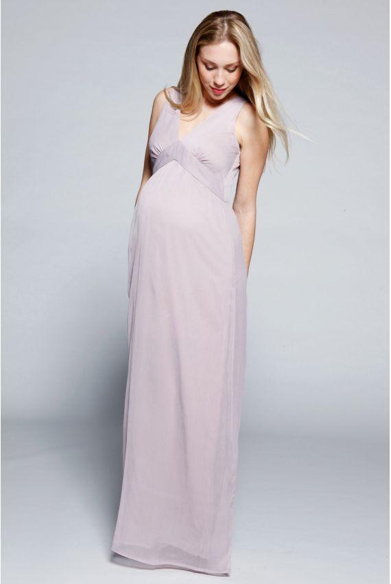 Extrêmement Les 25 meilleures idées de la catégorie Robe longue grossesse sur  RL89