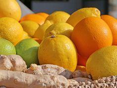 Martini de Limão-Siciliano, Limão-Taiti e Gengibre - Food Network