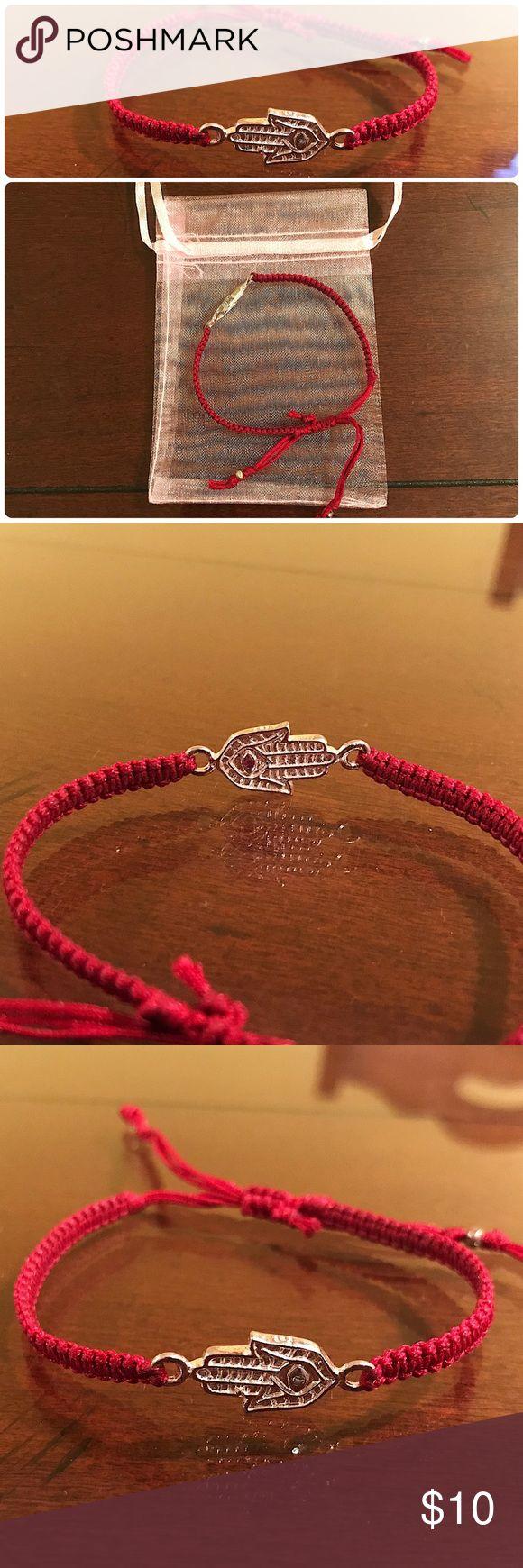 The 25 best hamsa symbol ideas on pinterest hamsa mandalas and tai middle eastern hamsa bracelet biocorpaavc