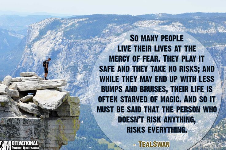 take a risk quotes by Teal Swan