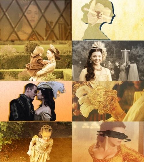 The Tudors + Yellow