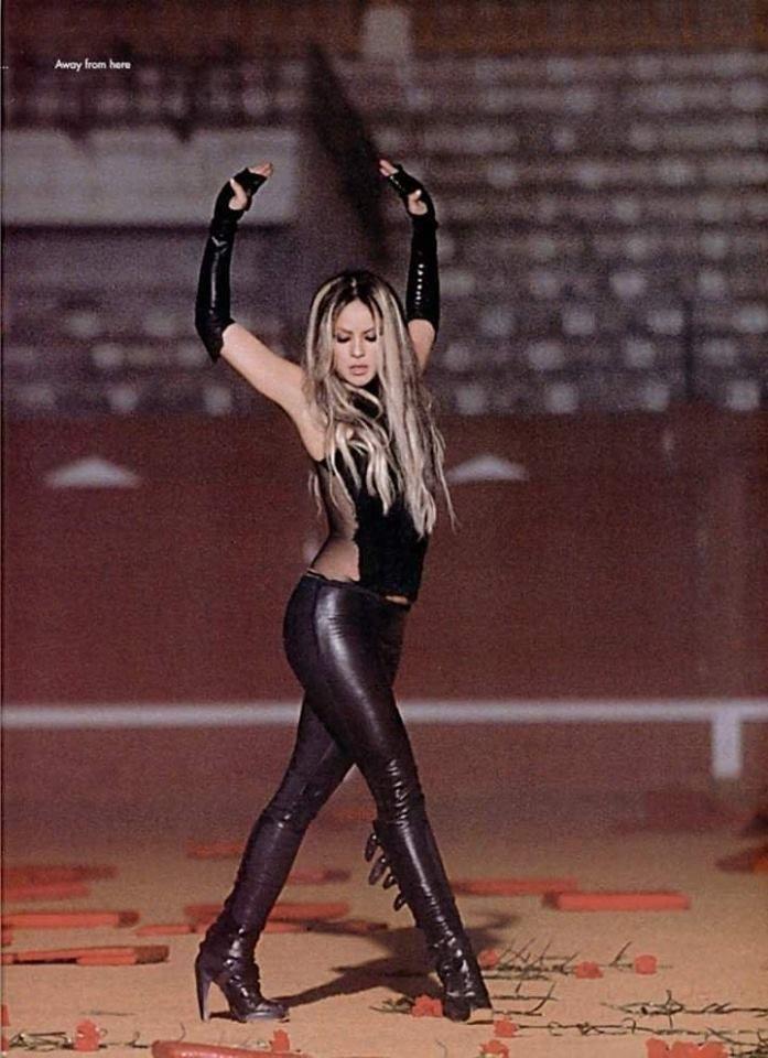 Шакира в латексе фото — pic 9