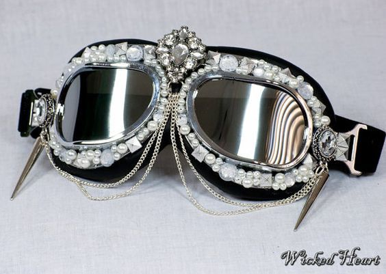 goggles for burning man - Google Search