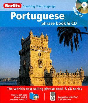 Berlitz Portuguese Phrase Book & CD [With Phrase Book], http://www.e-librarieonline.com/berlitz-portuguese-phrase-book-cd-with-phrase-book/