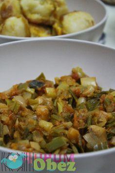 Pirasa Kavurması - Yemek Tarifleri ve Obezite Cerrahisi Hakkında bilgiler I Ruhum Obez