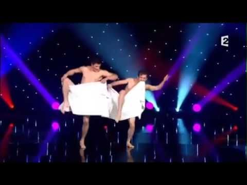 French towel dance