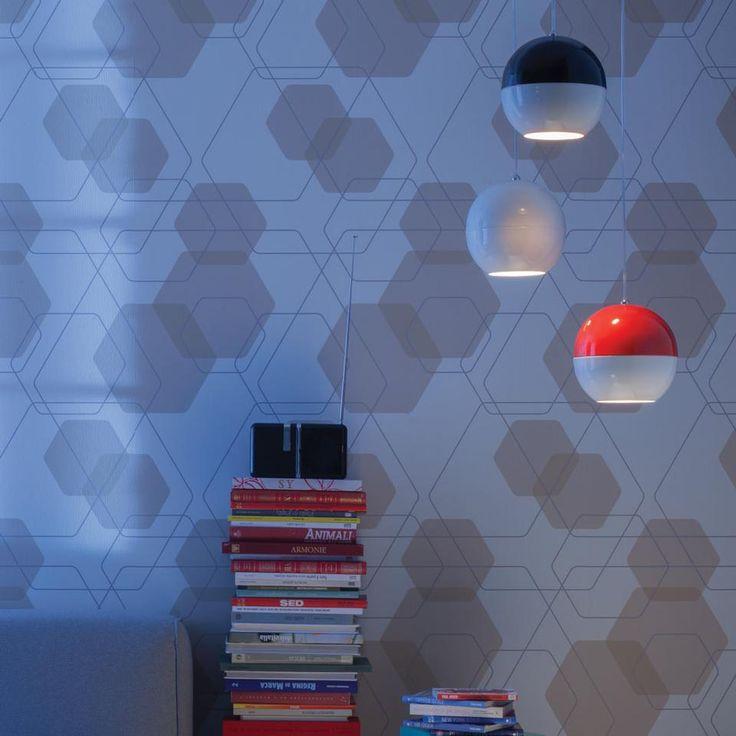 ☆Futuristic Interior For The Day☆Wall Paper Design Is FuTuristic☆未来のリビング