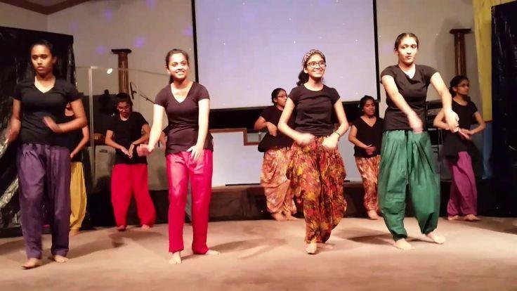 {Blogl Excellent Dance medley Christian songs Telugu Hindi