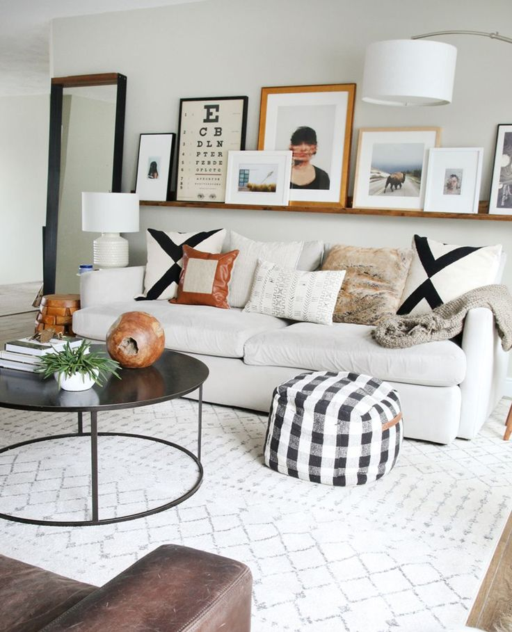 Nice 82 beautiful rug placement in living room ideas https for Rug placement living room