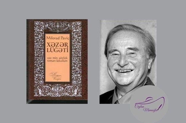 Milorad Pavic Xəzər Lugəti