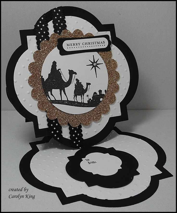 Come to bethleham on pinterest stampin up christmas cards and king