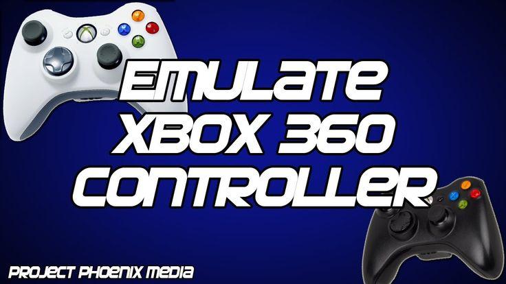 Xbox 360 controller emulator v3.0