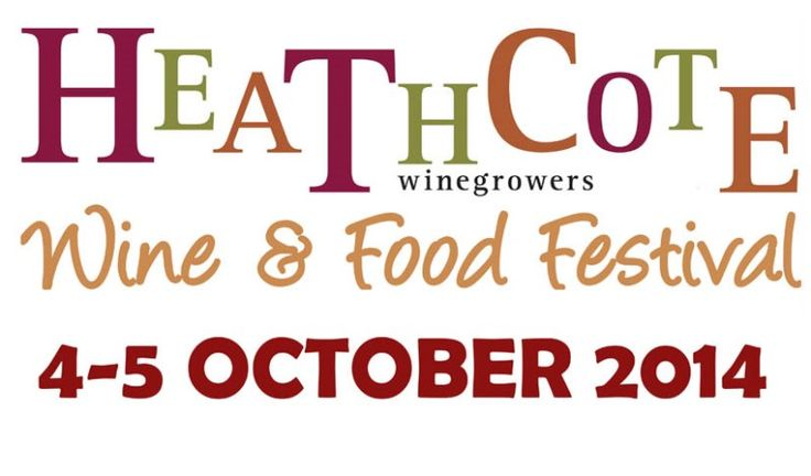Heathcote Wine and Food Festival More than 60 wineries from the exciting Heathcote Wine Region featuring premium wines and quality regional producers for a weekend in Shiraz Heaven Australia's exciting Heathcote Wine Region hosts the annual Wine and Food Festival over two days at the Heathcote Showgrounds. Enjoy the weekend in Shiraz Heaven with tasting, masterclasses and seminars along with stalls featuring regional food produce, music and children's entertainment.
