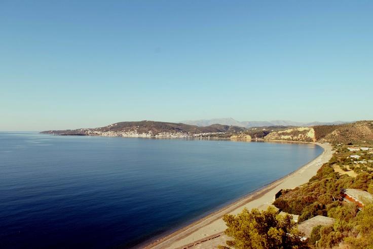 Gythio   Mavrovouni Beach