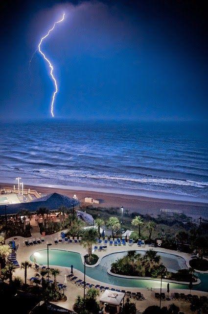 Myrtle Beach, South Carolina | Weather Phenonum ...