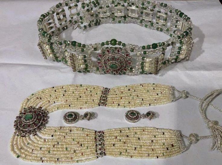 مجوهرات فاتنة من الجوهر الحر des bijoux