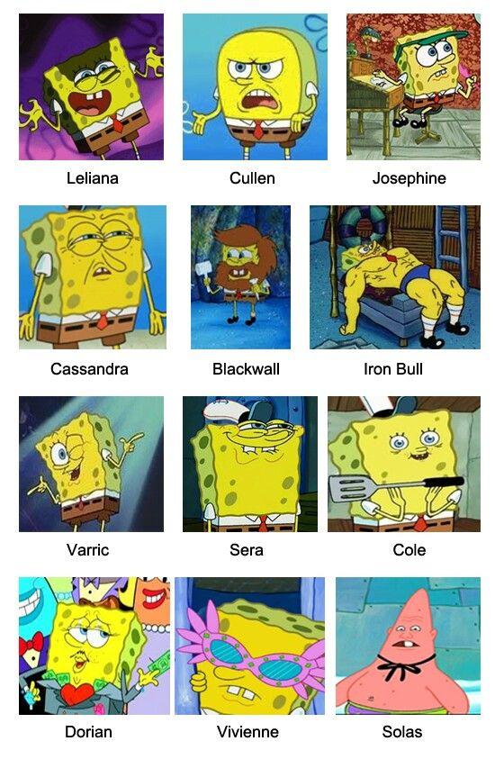 Sponge Age: Inquisition