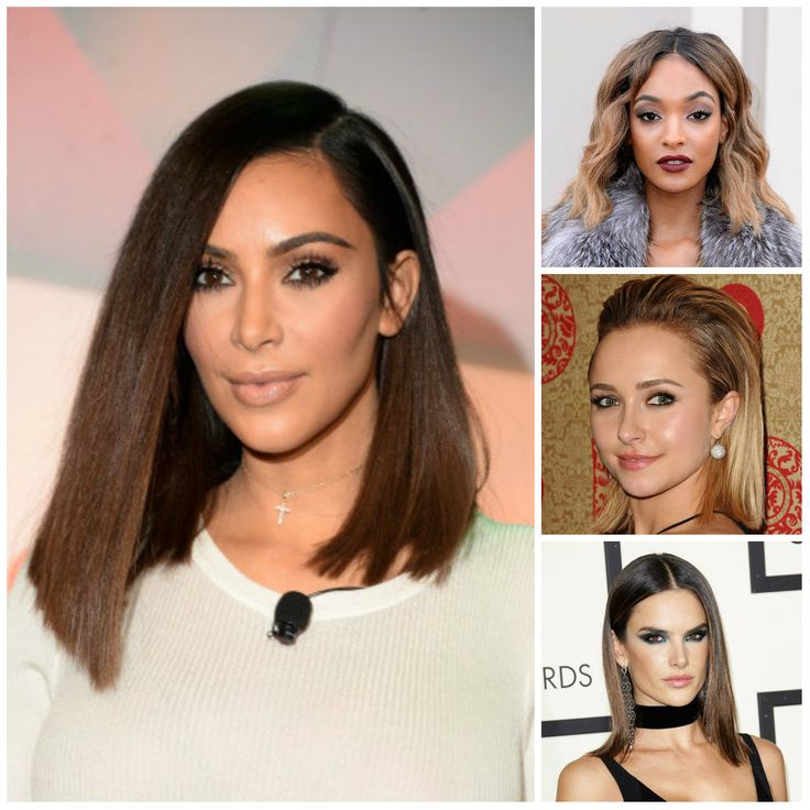 hair styles medium 17 best images about hair on chunky highlights 5385
