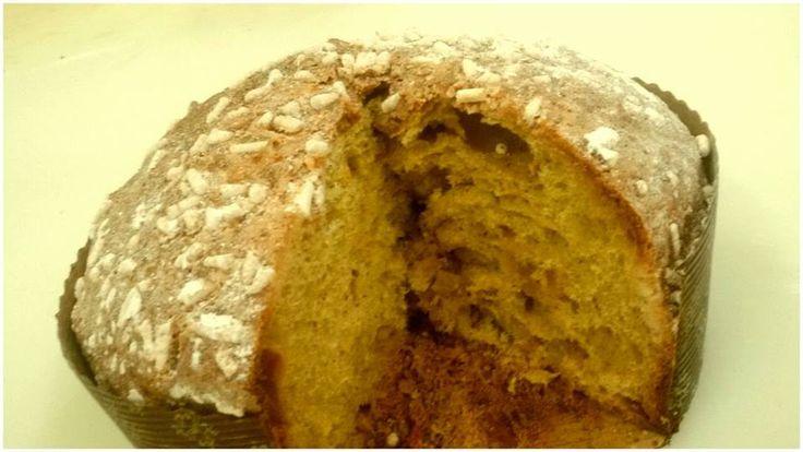 #panettone mele e cannella realizzato dalla pasticceria La Mimosa di  simocakedesigner.it