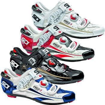 Sidi Ergo 3 Vent Carbon Vernice Road 2012 gorgeous Italian made shoes  http://ow.ly/8WVFF