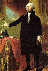 """The """"Father of His Country"""" and one of the 4 faces of #MountRushmore - George Washington"""
