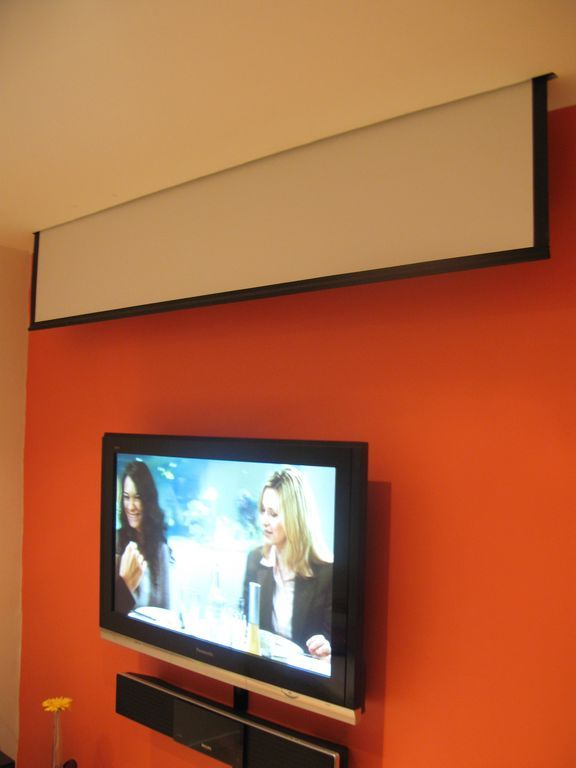 Best 25 Projector Screens Ideas On Pinterest Projection