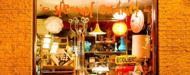 Seconde Chance - Touristes, collectionneurs, amateurs d'antiquités, vous serez au paradis!