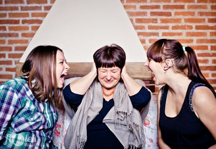 sesja matka i córki