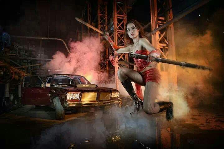 Model:Shinta Amara Putri Photo art : Noor Eva (Fourrays) MUA :D'Rollz Wardrobe by Zensy Famous